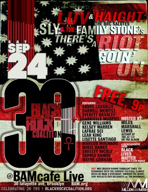 Luv n' Haight: The BRC Salutes Sly & The Family Stone's There's A Riot Goin' On