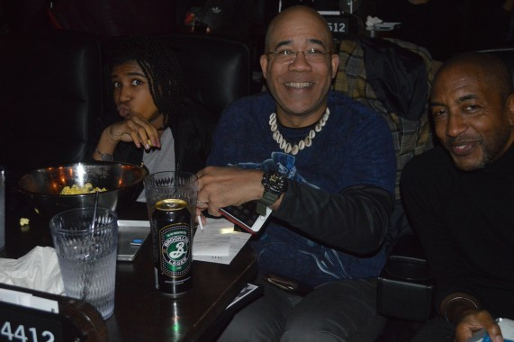 ***brc bb black panther screening rachel steve dave