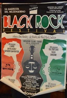 brc showcase black rock festival in bari italy