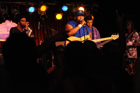 kelsey darrell melvin at bb kings